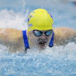 Record-setting swims power Cougars to sectional title – GDR Sports: Brian Beck