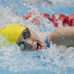 Distance specialist: Cougars' swimmer caps impressive career – GDR Sports: Brian Beck
