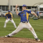 PITCHERS' DUELS: Cougars, Arabians split doubleheader – GDR Sports: Steve Heath