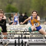 Girls Sectional Track – May 14, 2019
