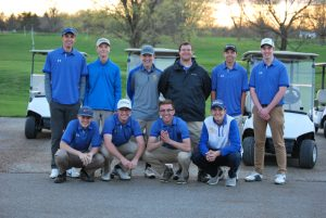 Men's Golf Senior Night