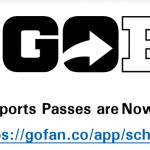 GCHS Sports Passes Are Now Digital!