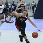 Showing her skills: Cougars' star has big summer on AAU circuit – GDR Sports: Brian Heinemann