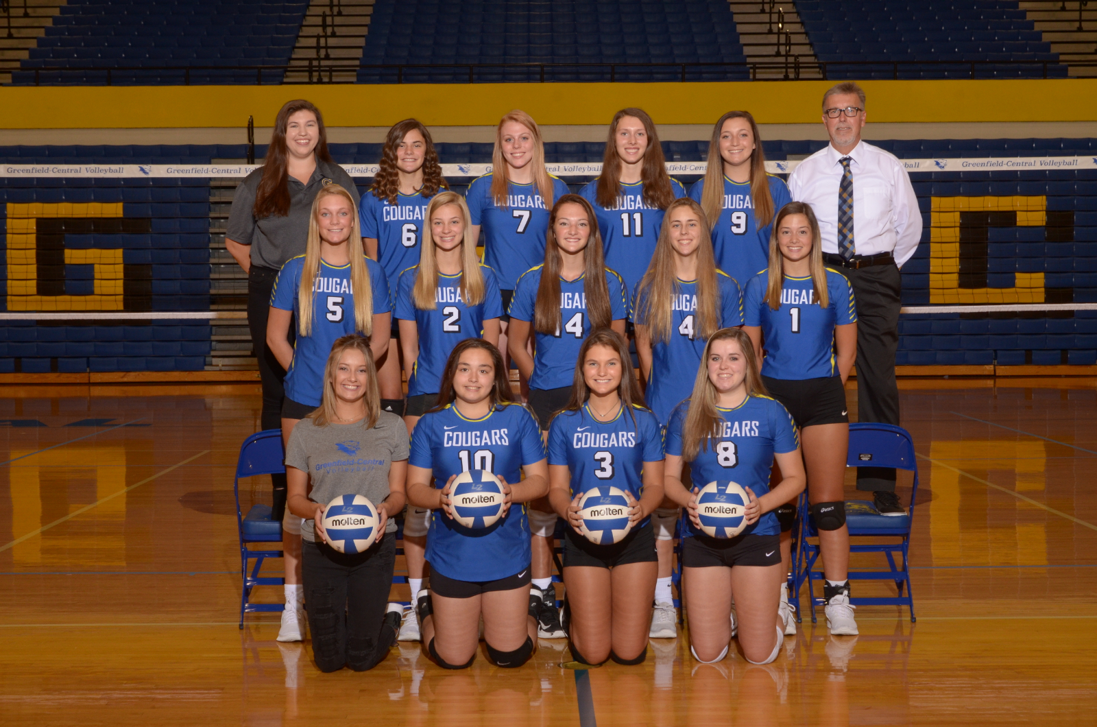 Volleyball Fall Preview – GDR Sports: Steve Heath