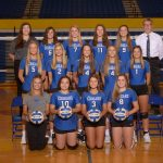 Varsity Volleyball Falls to Pendleton Heights in Sectionals