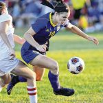 STONE-COLD SCORER: McLaughlin is county's top girls' soccer player – GDR Sports: Steve Heath