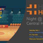 Hancock Health Night – this Saturday 2/1!