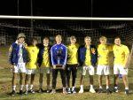 Boys Varsity Soccer beats New Castle 2 – 0