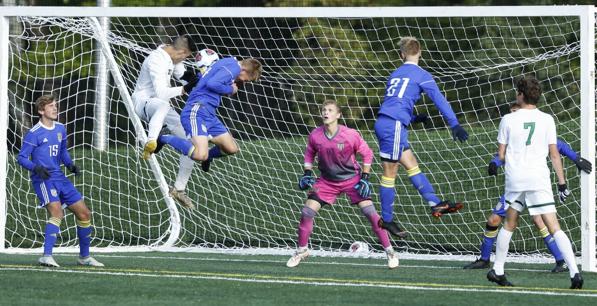 Dedicated to the Sport: Cougars' Buescher named All-County Boys Soccer Player of the Year – GDR Sports: Rich Torres