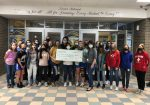 G-C girls soccer event raises over $3,300 for cancer center – GDR Sports: Steve Heath