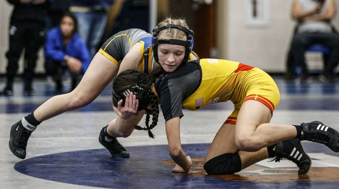 BREAKING THROUGH: Local female prep wrestlers heading to state finals – GDR Sports: Rich Torres