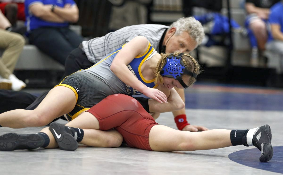 Staring Down State: Local female wrestlers ready for State Finals spotlight – GDR Sports: Rich Torres