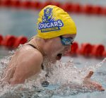 Great Eight: Cougar swimmers continue streak of sectional titles – GDR Sports:  Steve Heath