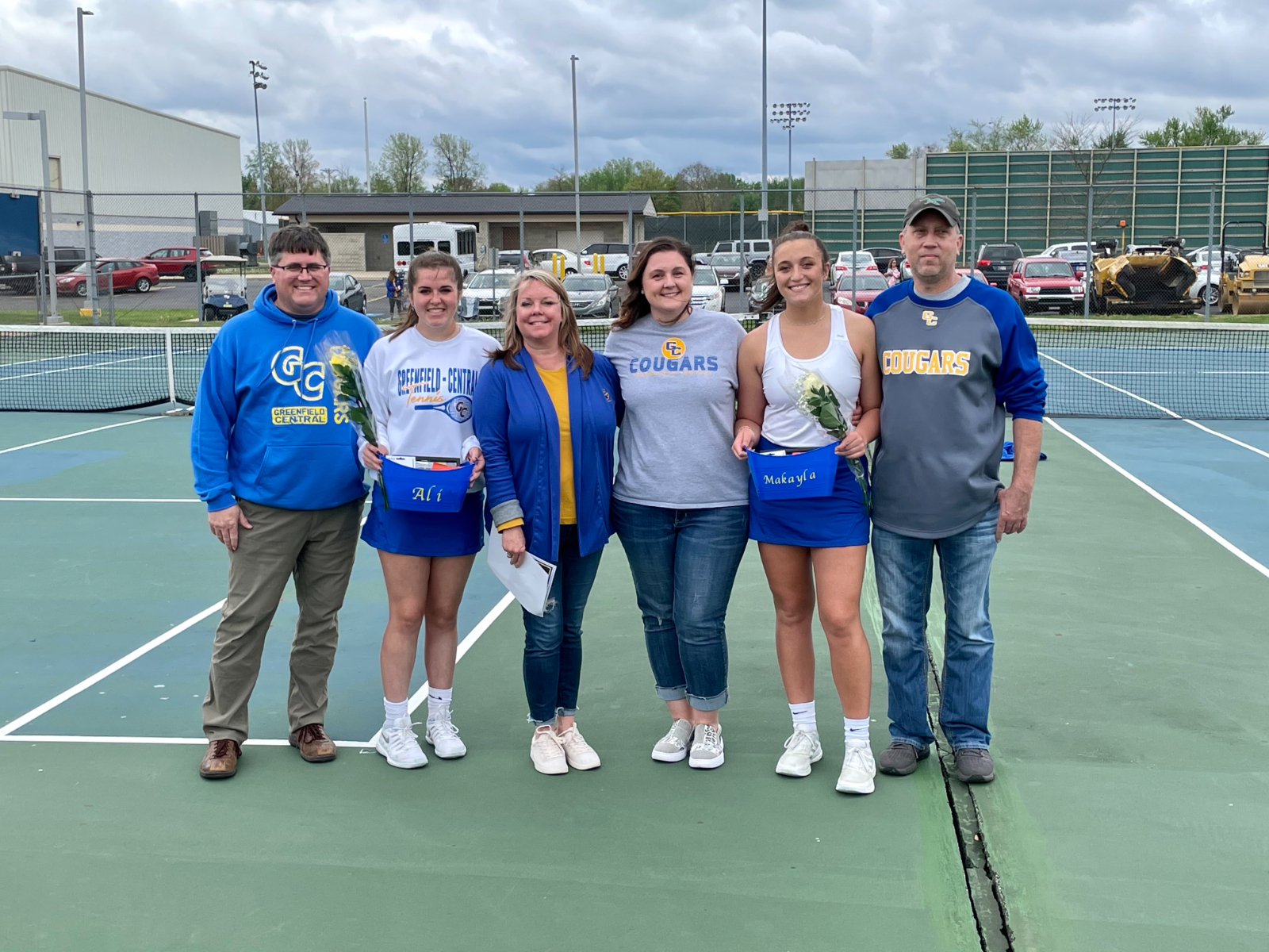 PREP ROUNDUP: Cougars celebrate senior night victory – GDR Sports: Staff Reports