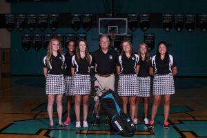 Girls Golf Team 2014