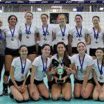 NOHS Varsity Volleyball Wins Gold at JCIVT