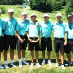 Boys Golf Defeats Trinity