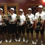 Mustang Boy Golfers WIN the BATTLE!