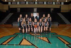 Girls Basketball 2015.2016