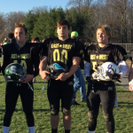 Collin Portman plays in Football All-Star Game