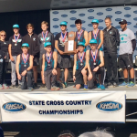 Boys XC are State Runner-Up