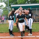 North Oldham High School Varsity Softball beat Henry County High School 1-0