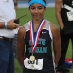 Katie Wright – Pole Vault State Champion