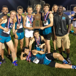 Boys Track finishes Third at State Meet