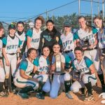 North Oldham High School Varsity Softball falls to Oldham County High School 3-0
