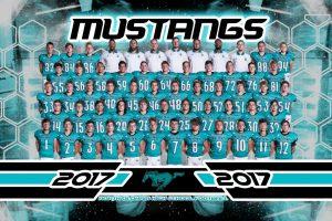 2017-2018 Varsity Football Team Picture