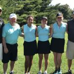 Girls Golf Regional Team