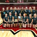 Volleyball Wins Regional Title