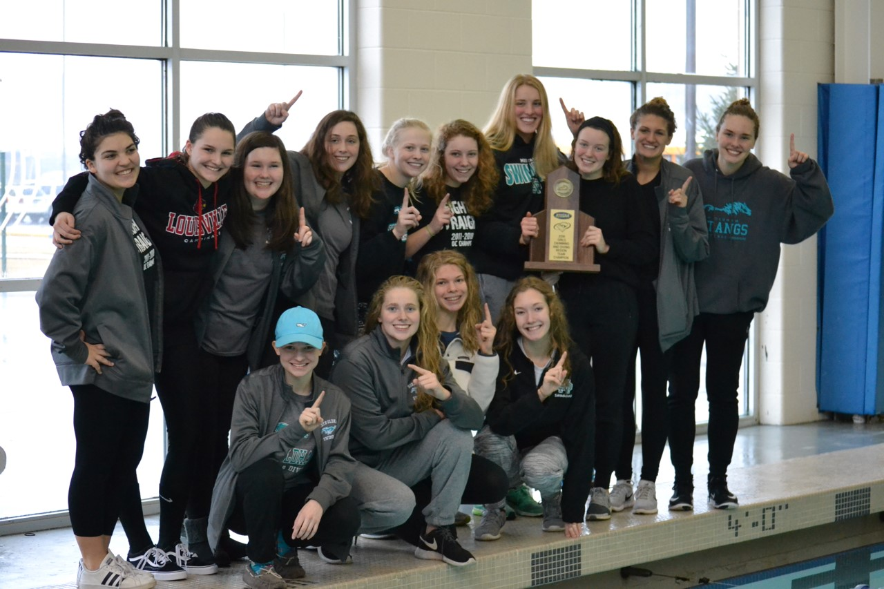 Swim Regional: Girls Regional Champs, Boys finish 3rd, and Combined Regional Champs