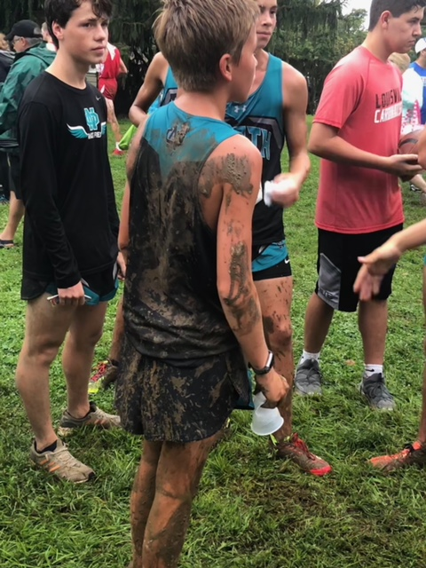 "Rumble Through the ""Mud"" Jungle"