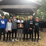 Boys Cross Country and Carson Sharber take Regional Titles