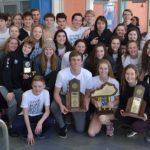 NOHS Swim Team Regional Champions!