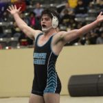 NOHS Wrestler Sam Jenkins 182 lb STATE CHAMPION!