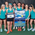 NOHS Girls Tennis Takes Decoturf National High School Invite