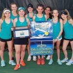 NOHS Girls Tennis Takes Decoturf National High School Invite