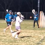 Boys Lacrosse Defeats Male 9-7
