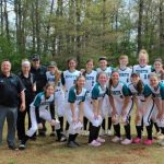 Girls Varsity Softball falls to Pisgah, AL 17 – 4