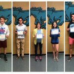 Five Mustangs Receive KSHAA's Triple Threat Award
