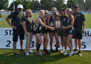 Girls Track State Meet