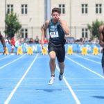 Boys State Track Meet