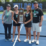 NOHS Girls Tennis KHSAA State Tournament Recap