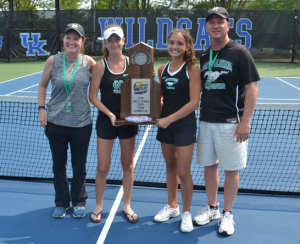 Girls Tennis at State