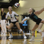 North Oldham Volleyball defeats Shelby County 3-0
