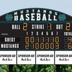 Scoreboard Sponsor?