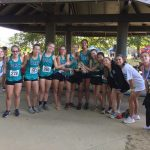 Girls Cross Country Wins Fleet Feet Invitational