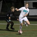 Mustangs Hang On To Beat South 3-2